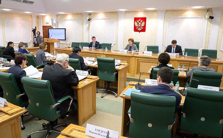 Заседание Совета поразвитию социальных инноваций субъектов РФ натему «Государственно-частное партнерство как инструмент развития социальной сферы всубъектах Российской Федерации»