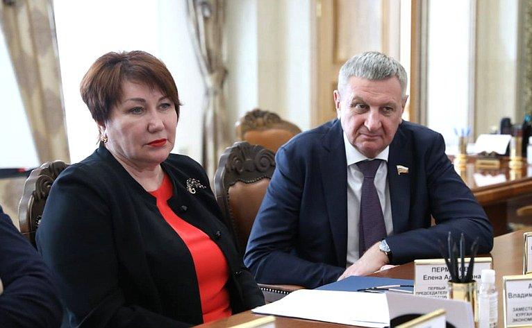 Елена Перминова иСергей Муратов