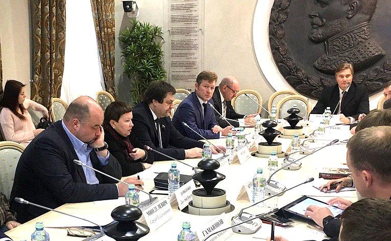 Игорь Фомин принял участие взаседании, посвященном актуальным вопросам защиты прав туристов