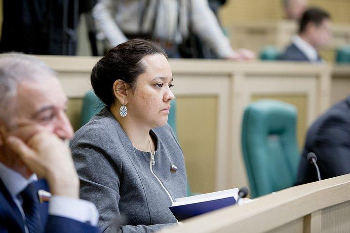 379-е заседание Совета Федерации Отке