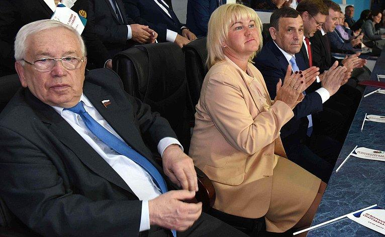 Владимир Лукин принял участие вофициальном открытии III Всероссийской летней спартакиады инвалидов