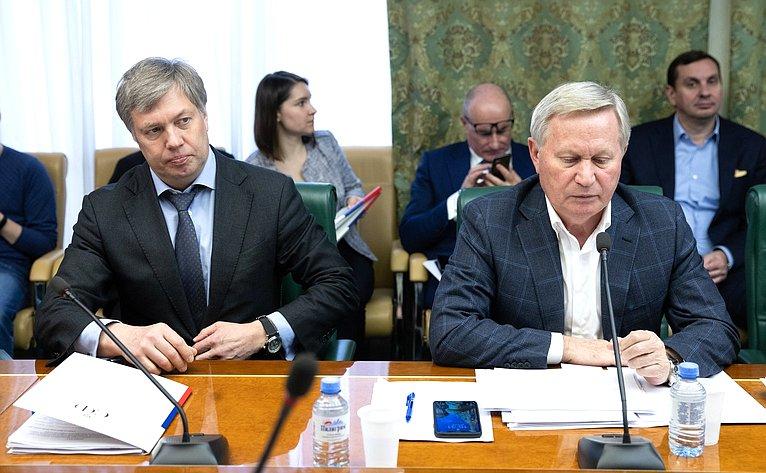 Алексей Русских иМихаил Афанасов