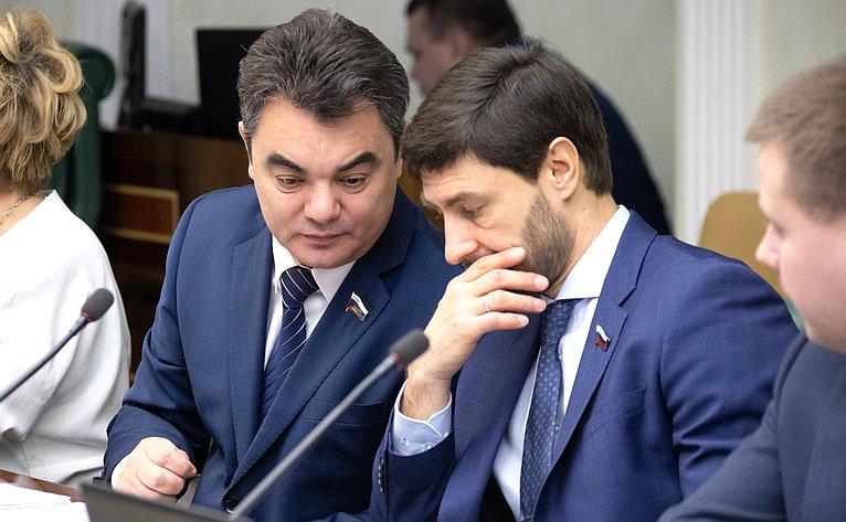 Ирек Ялалов иАлексей Синицын
