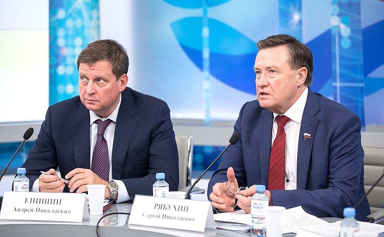Андрей Епишин иСергей Рябухин