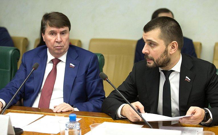 С. Цеков иС. Мамедов