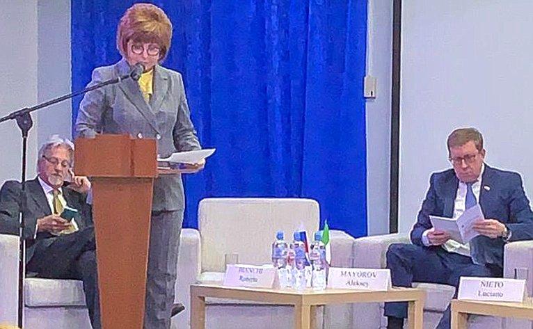 Алексей Майоров принял участие вфоруме «Инвестиции итальянского бизнеса вагропромышленный комплекс России»