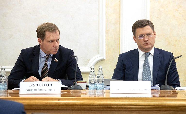 Андрей Кутепов иАлександр Новак