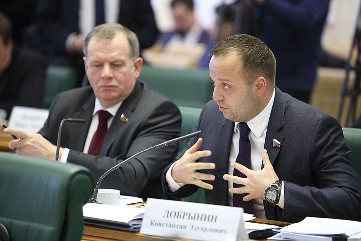 4.2.14 Заседание Совета законодателей-17 Добрынин