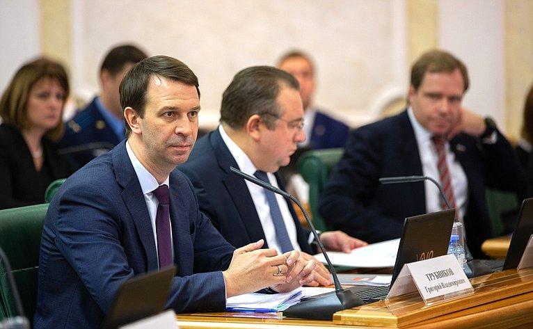 Заседание Совета повопросам интеллектуальной собственности