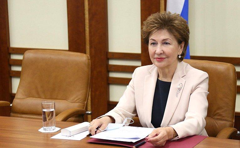Галина Николаевна Карелова