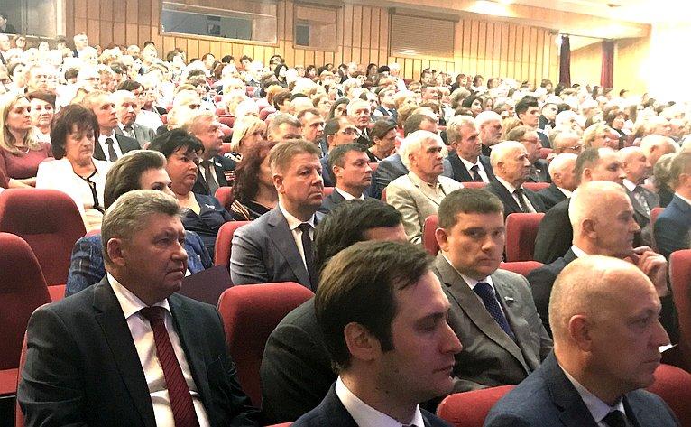 Николай Журавлев принял участие вторжествах, посвященных юбилею региона