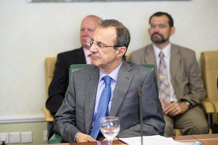 В Совете Федерации состоялось заседание Комитета общественной поддержки жителей Юго-Востока Украины-3