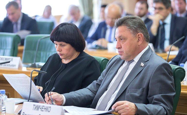 Е. Афанасьева иВ. Тимченко
