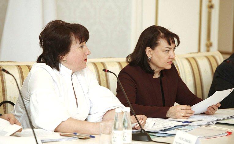 Совещание повзаимодействию регионального Правительства Вологодской области иРГО при организации ипроведении летнего отдыха детей