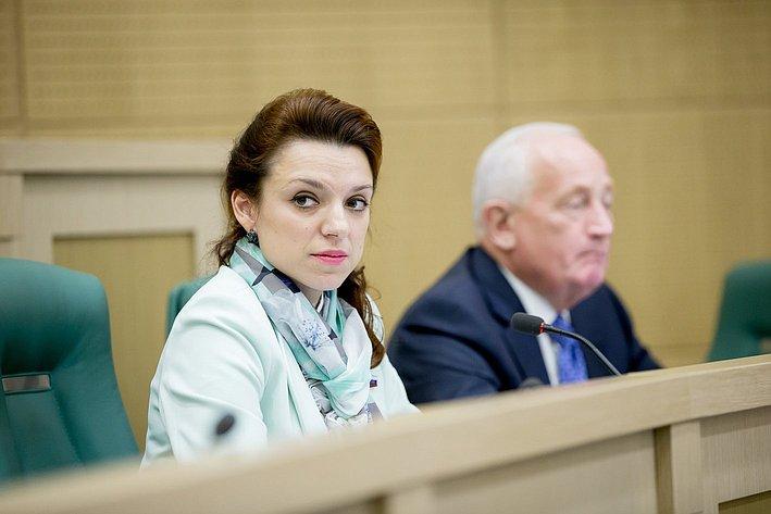 379-е заседание Совета Федерации Вепринцева