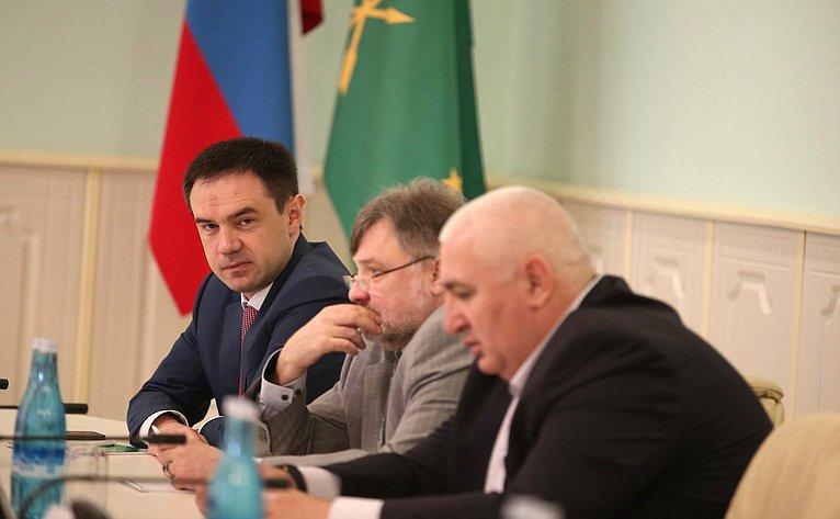 М. Хапсироков иВ. Шверикас