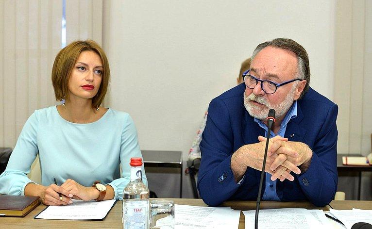 ВоВладикавказе состоялось выездное заседание рабочей группы Временной комиссии Совета Федерации поинформационной политике ивзаимодействию соСМИ