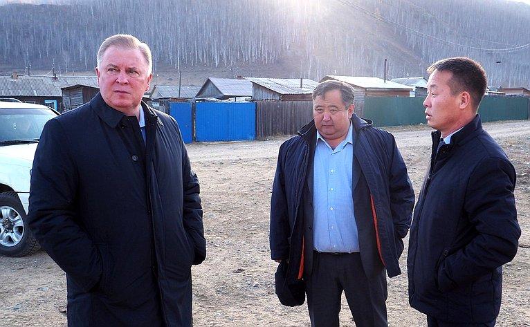 Вячеслав Наговицын осмотрел социальные объекты