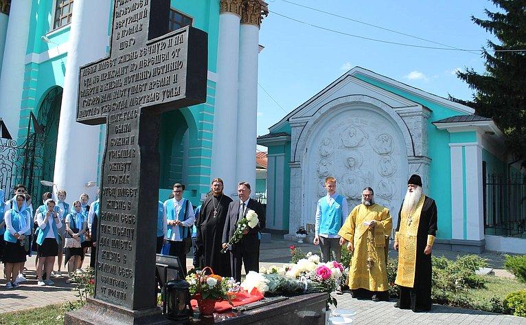 Александр Михайлов совершил рабочую поездку вСуджанский район