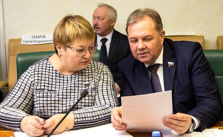 Ольга Старостина иВиктор Павленко
