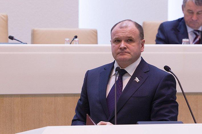 342-е заседание Чернышев СФ-25