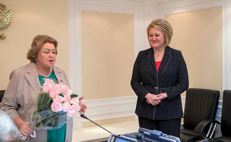 Зинаида Драгункина иЛилия Гумерова