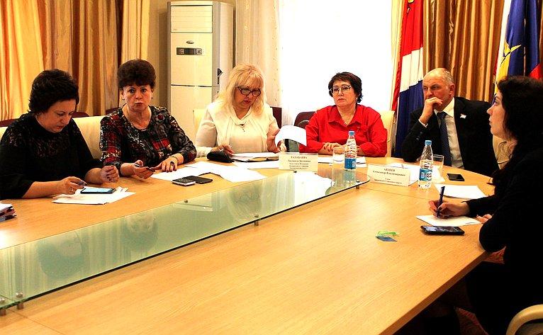 Людмила Талабаева провела прием граждан вАртемовском городском округе