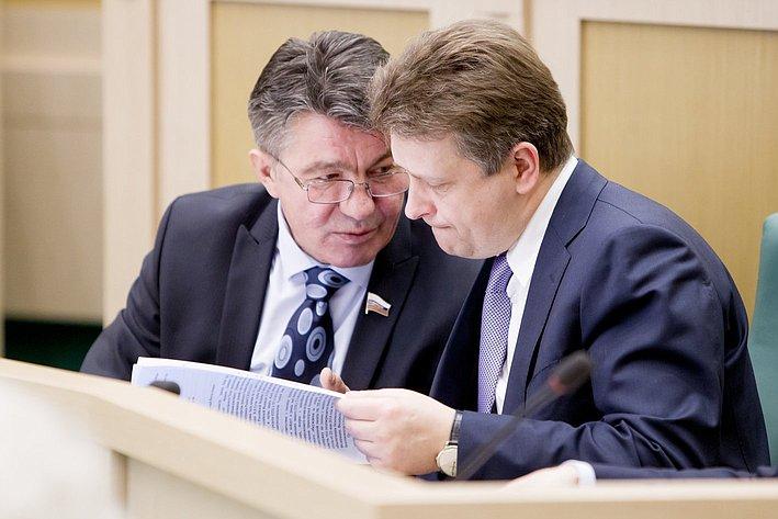 368-е заседание Озеров и Шишкин