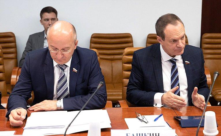 Олег Цепкин иАлександр Башкин
