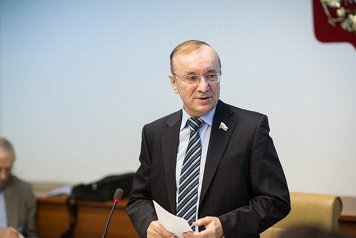 И. Чернышенко провел парламентские слушания на тему «Правовое обеспечение социально-экономического развития Арктической зоны Российской Федерации» 8