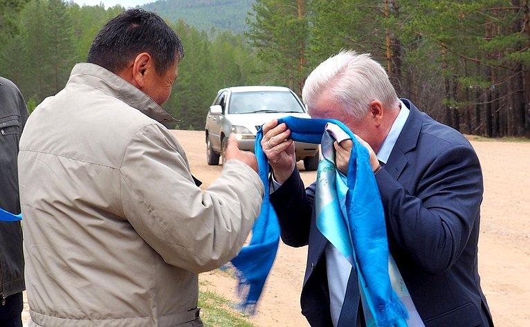 Вячеслав Наговицын встретился срайонными депутатами иглавами поселений