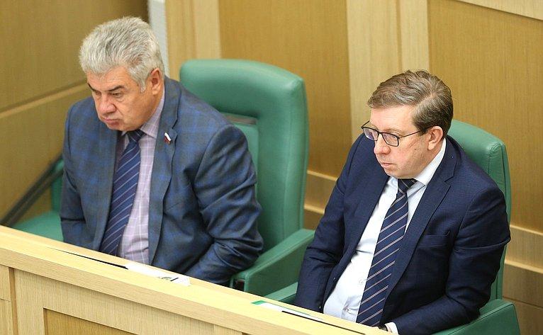 Виктор Бондарев иАлексей Майоров