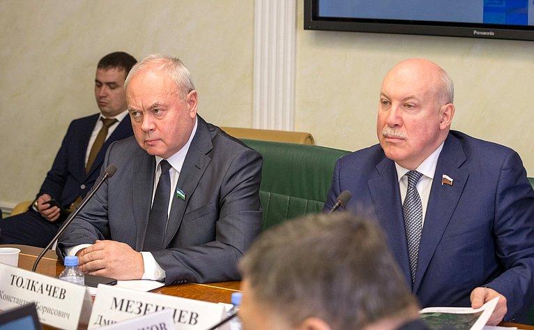 Константин Толкачев иДмитрий Мезенцев