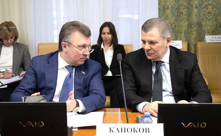 Валерий Васильев иАрсен Каноков