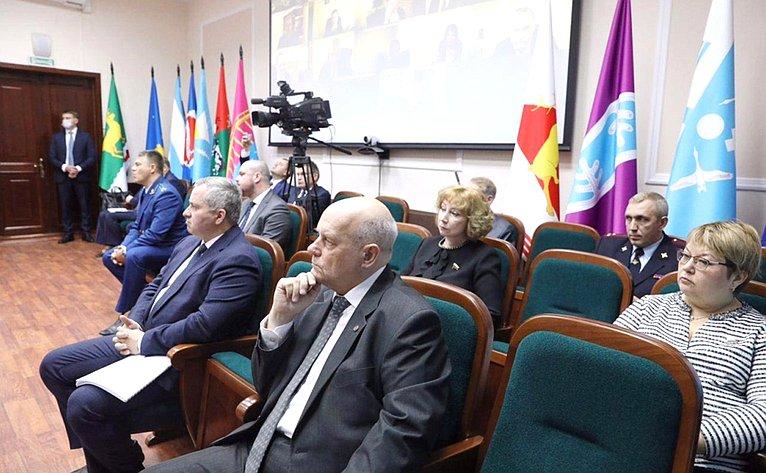 Римма Галушина приняла участие в29-й сессии Собрания депутатов Ненецкого автономного округа