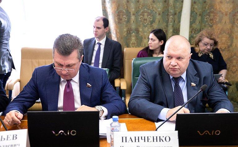 Валерий Васильев иИгорь Панченко