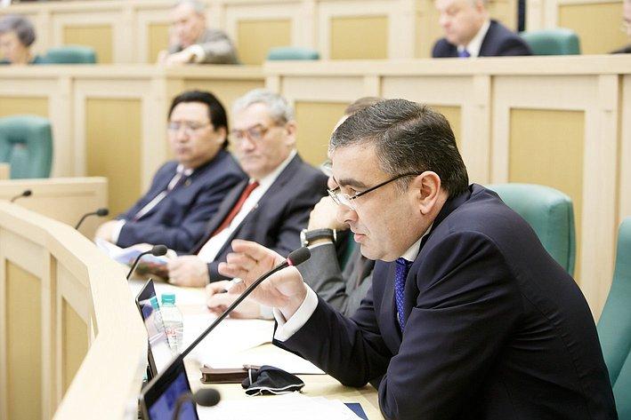 365-е заседание Хацаев