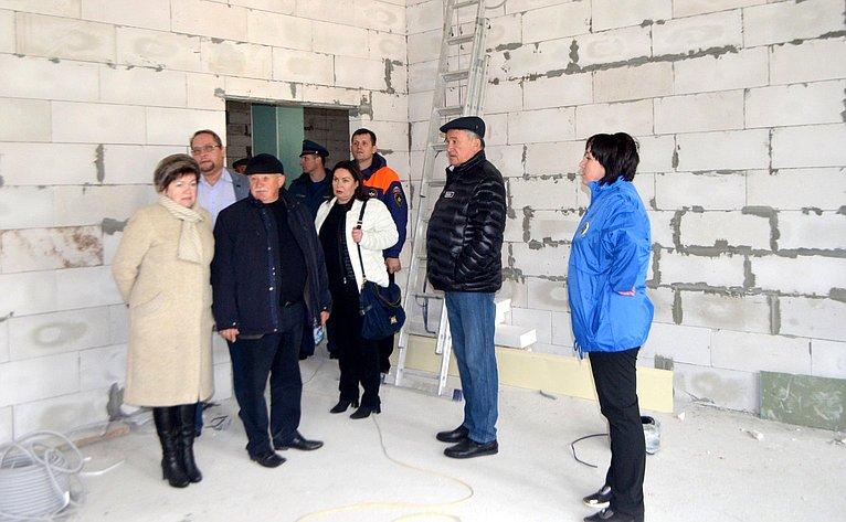 Юрий Воробьев провел врегионе совещание повопросу строительства новых объектов натерритории образовательного Центра «Корабелы Прионежья» вВытегорском муниципальном районе