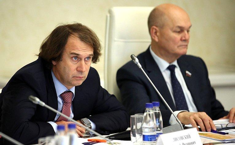 С. Лисовский иМ. Щетинин