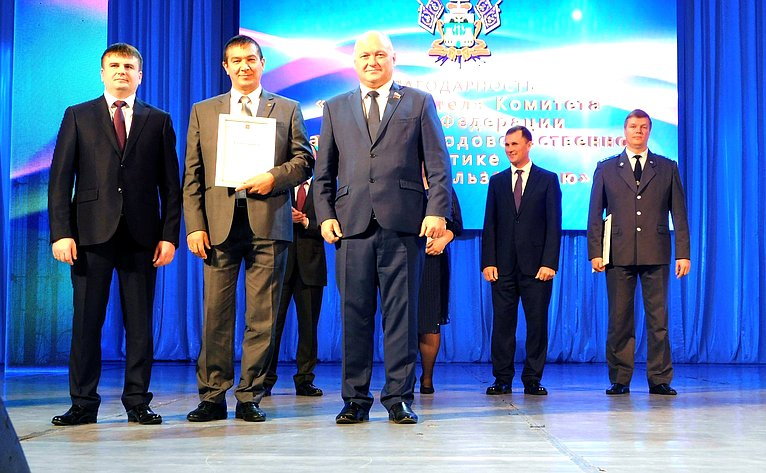 Алексей Кондратенко принял участие вчествовании 185-летия ветеринарной службы Краснодарского края