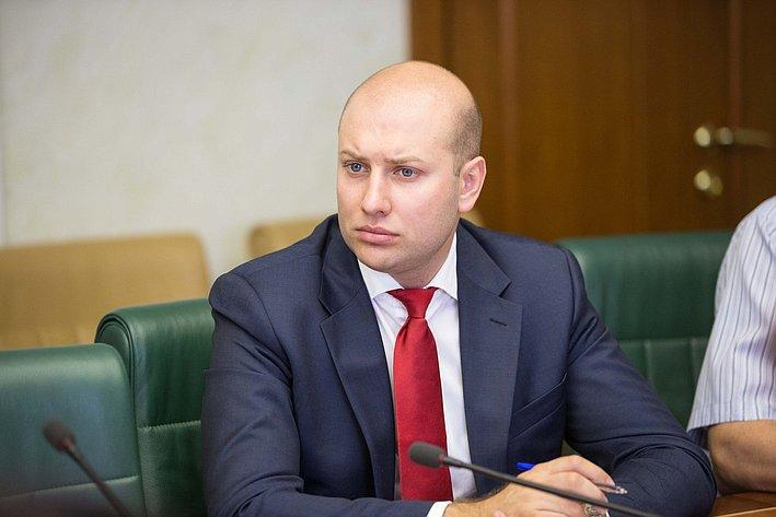 В Совете Федерации состоялось заседание Комитета общественной поддержки жителей Юго-Востока Украины-4