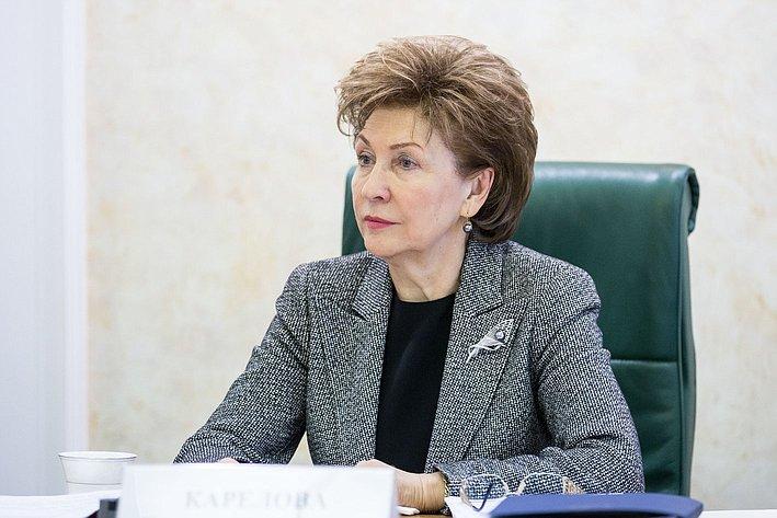 Заседание Совета по вопросам жилищного строительства и содействия развитию ЖКХ Карелова