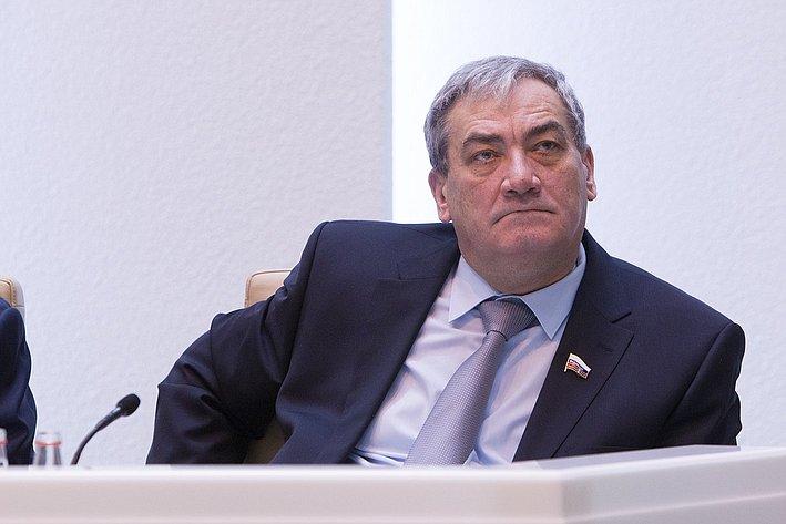 342-е заседание СФ-21 Штыров