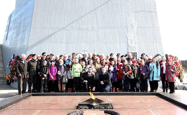 Впервые всовременной истории кпразднованию Дня Победы присоединилась официальная делегация изОсло