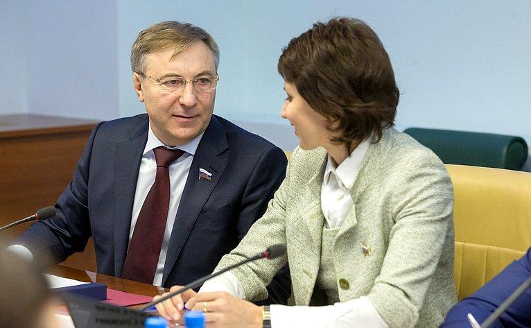 А. Варфоломеев иТ. Лебедева