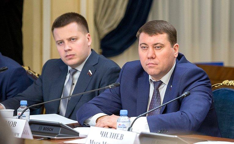 Александр Пронюшкин иИван Абрамов