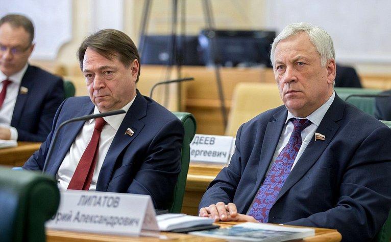С. Шатиров иЮ. Липатов