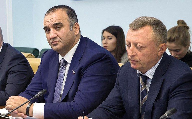 Мохмад Ахмадов иСергей Нелюбов