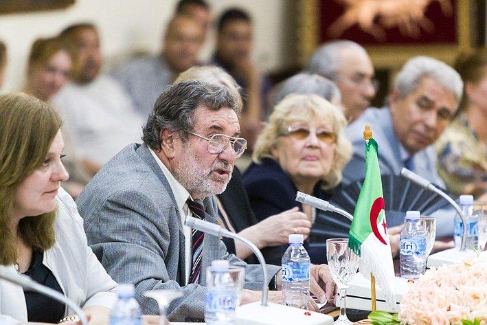 Визит делегации СФ в Алжир 12