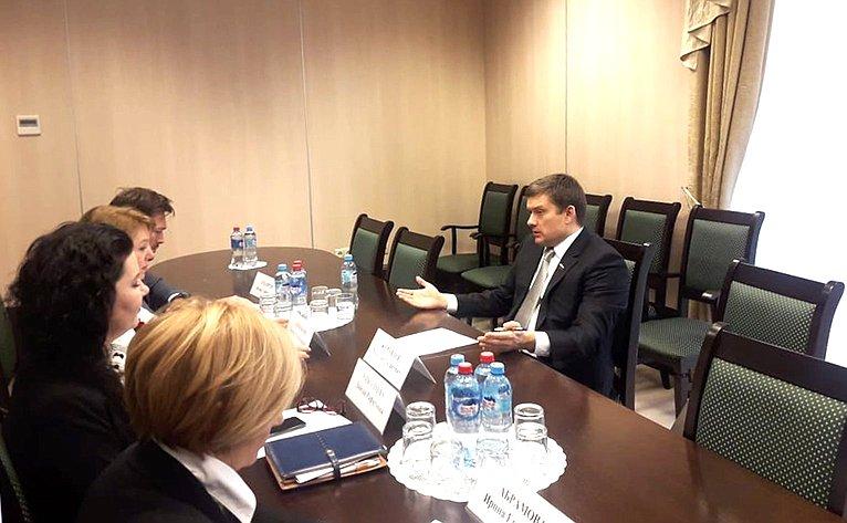 Николай Журавлев принял участие вежегодном заседании Группы стратегического видения «Россия– Исламский мир» вУфе